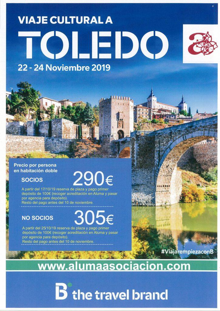 Viaje Cultural a Toledo