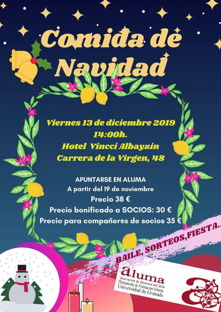 Comida de Navidad @ Hotel Vincci Albayzin