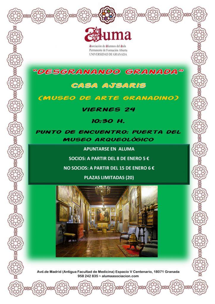 Visita Casa Ajsaris