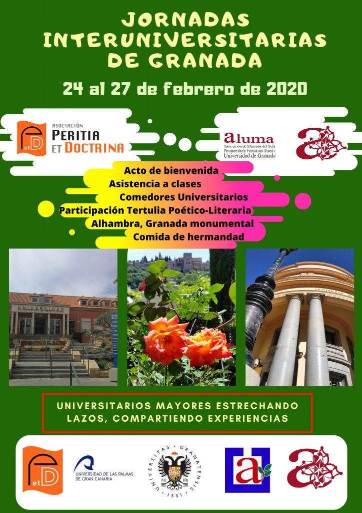 Jornadas Interuniversitarias de Granada